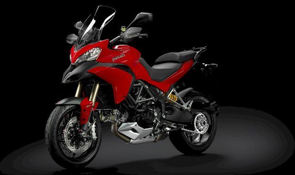 Multistrada 1200 ABS - R$ 59.900,00