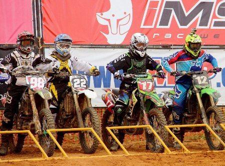 Copa SP de Motocross tem início neste fim de semana