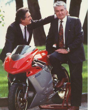 Castiglioni e Tamburini: mitos da indústria mundial de motos