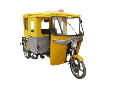 Versão para transporte de passageiros