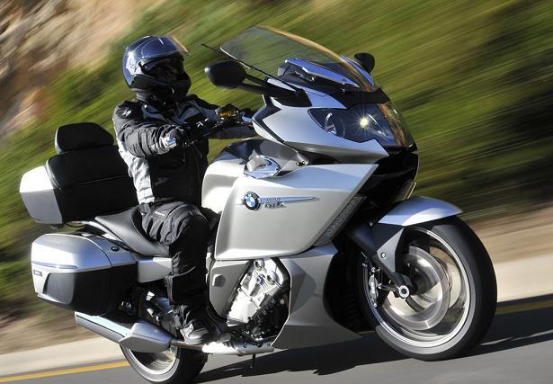 BMW K 1600 GTL Exclusive, máximo luxo e sofisticação em duas rodas