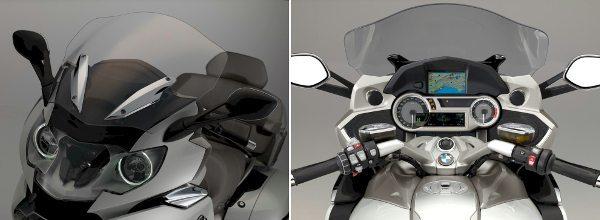 Detalhes da nova BMW K 16000 GTL Exclusive