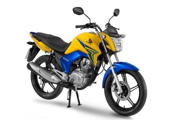 A nova CG 150 Titan EX BR