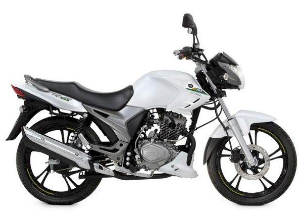 Dafra Riva 150 Brasil - R$ 6.390,00
