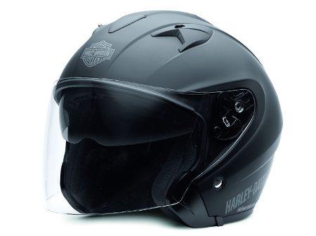 Nova linha de capacetes Harley-Davidson