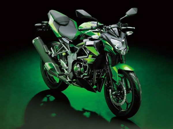 Kawasaki lança a Z250 SL no mercado indonésio