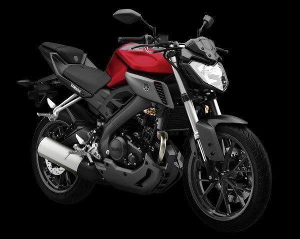 Uma 125 com todas as características de motos maiores
