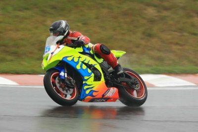 Fabinho Adas surpreendeu e venceu em uma corrida de recuperação