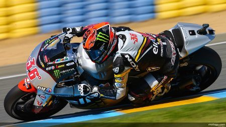 Mika Kallio da Marc VDS Racing Team