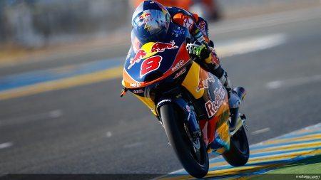 Jack Miller, Red Bull KTM Ajo, vencedor do GP da França