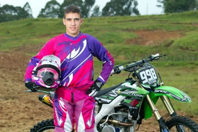 Gustavo Oliveira lidera duas categorias no Paranaense de Cross-Country