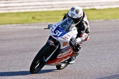 Davi Gomide conquista segunda vitória consecutiva na Honda Júnior Cup - foto de Willian Lucas