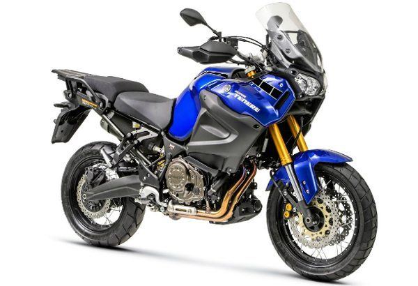 Yamaha Super Ténéré XTZ 1200Z 2015
