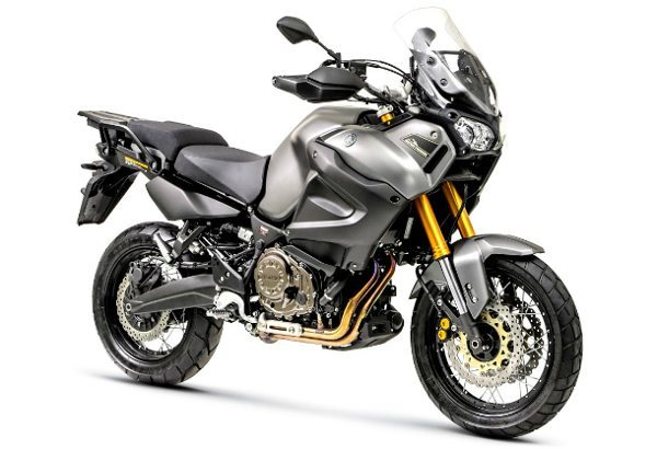 Big Trail top de linha da Yamaha começa a ser fabricada no Brasil