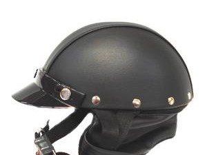 Além de proibido o capacete coquinho não protege