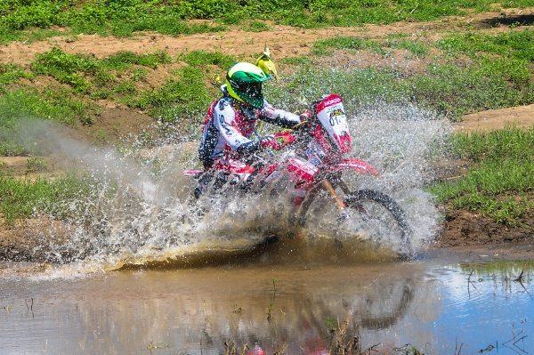 Chuva complicou a vida dos competidores na 1ª etapa do Rally do Velho Chico