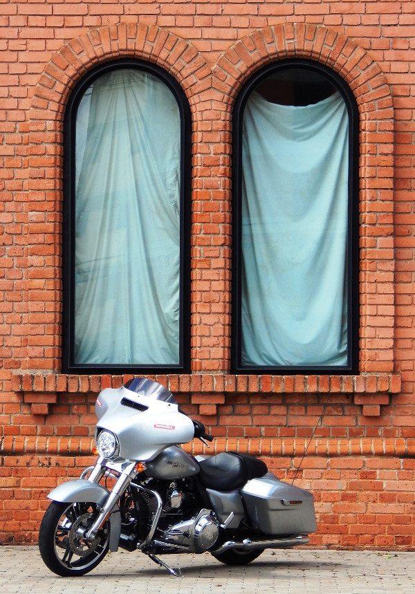 Harley-Davidson Street Glide 2014