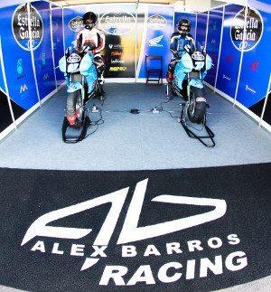Equipe de Alex Barros quer ser celeiro de novos pilotos