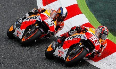 Honda domina campeonato