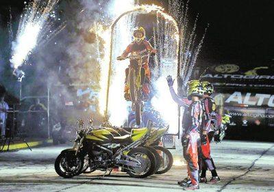 Presidente Prudente vai ter apresentação da Alto Giro Show