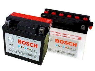 Novas baterias Bosch para motos