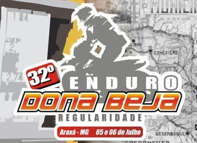 Vem aí o 32º Enduro Dona Beja