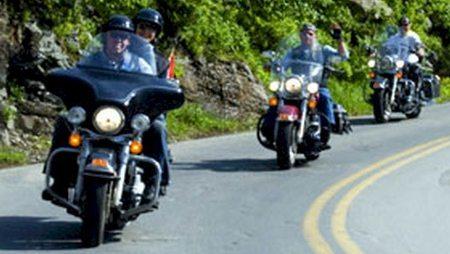 Locação de motocicletas é opção para o moto turismo