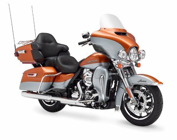 Harley-Davidson anuncia recall para 3 modelos da sua linha Touring