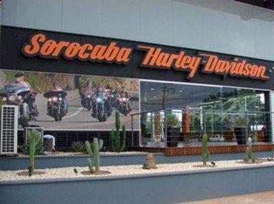 Aberta nova concessionária Harley-Davidson em Sorocaba (SP)