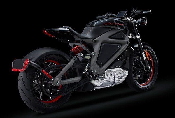 Protótipo atual da Harley-Davidson elétrica: clientes vão sugerir diversas mudanças