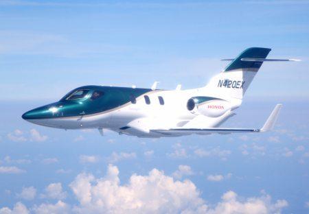 Honda Jet: mobilidade agora nos céus