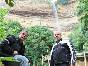 Na Bica do Ipu (foto: Ricardo Carvalho, Anonymous MG)