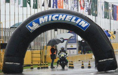 Michelin fornece pneus para todas as equipes que disputam a Moto 1000 GP