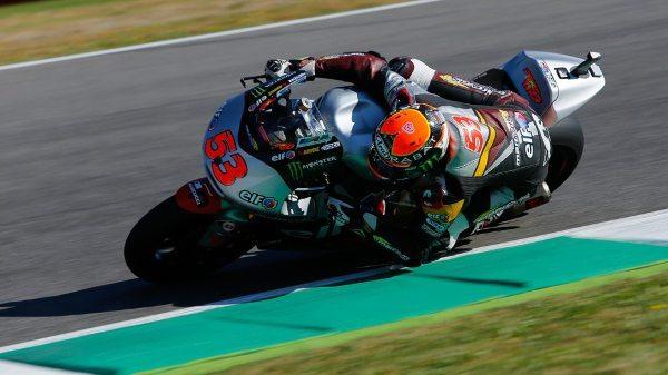 """Esteve """"Tito"""" Rabat da Marc VDS Racing Team no GP da Itália 2014"""