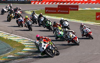 Categoria SuperBike no SuperBike Series Brasil 2014