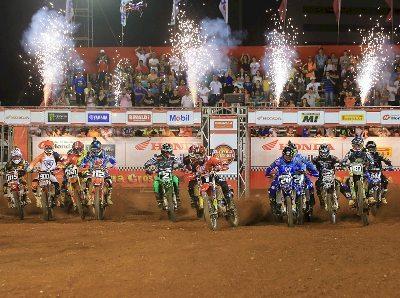 A próxima etapa do Arena Cross será em Jundiaí (SP) dia 9/8