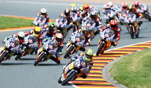 O Red Bull MotoGP Rookies Cup Gold & Goose é um dos principais campeonatos de base do planeta