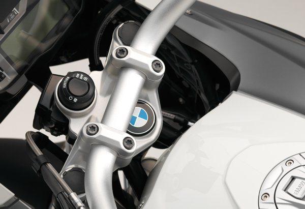 BMW Keyless Ride System