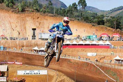 O Rio Grande do Sul recebe a 7ª etapa do Brasileiro de MX 2014