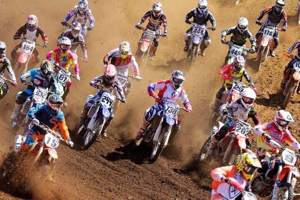 Pilotos estrangeiros atestam a qualidade do Brasileiro de Motocross