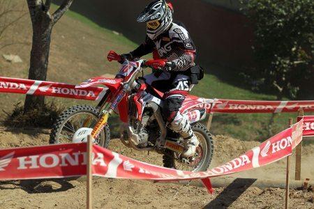 Adrien Metge vence a 4ª etapa e embola a classificação na categoria Elite