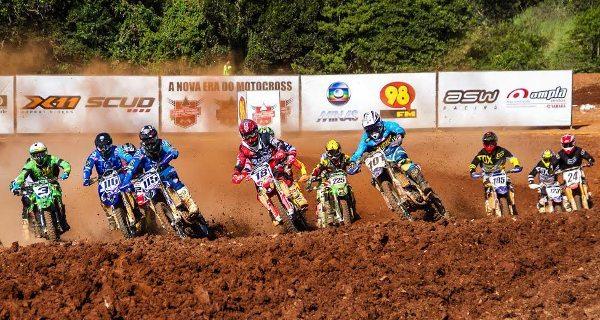 São Gonçalo do Rio Abaixo sedia Copa Minas Gerais de Motocross pela terceira vez