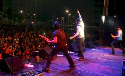 A banda Faixa Etária é presença confirmada no 19º Festival de Inverno de Congonhas