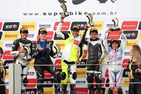 Campanha arrecada recursos que serão destinados a pilotos da Honda Junior Cup