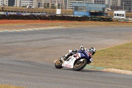 O uruguaio Maximiliano Gerardo foi o vencedor da etapa de Brasília na GP 600