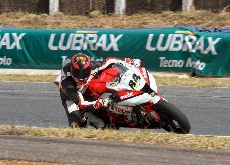 A vitória no GP Brasília foi a oitava de Diego Pierluigi na categoria principal do Moto 1000 GP