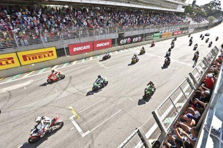 SuperBike Series Brasil homenageia Ayrton Senna