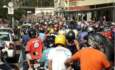 Dia do Motociclista será comemorado neste sábado em BH