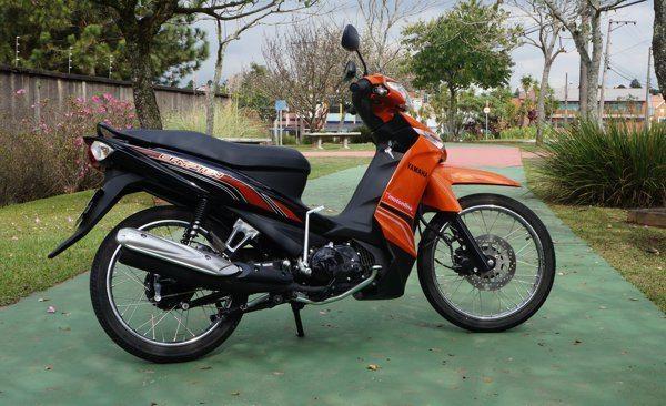 Yamaha T115 Crypton