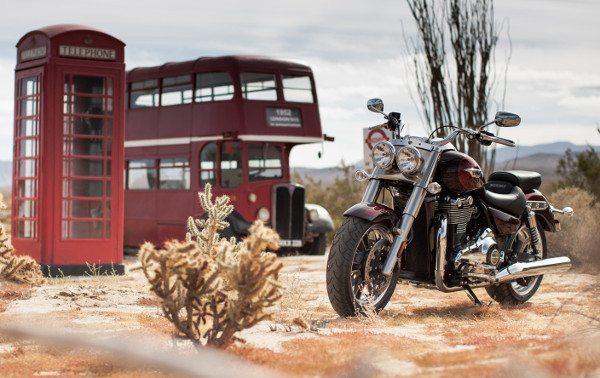 Moto mescla valores ingleses para o estilo americano